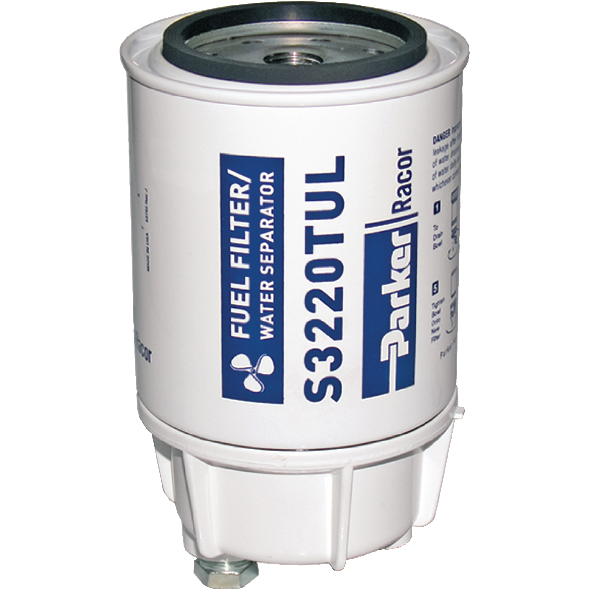 Racor 60 GPH Gas Inboard/Outboard Filter with Metal Bowl