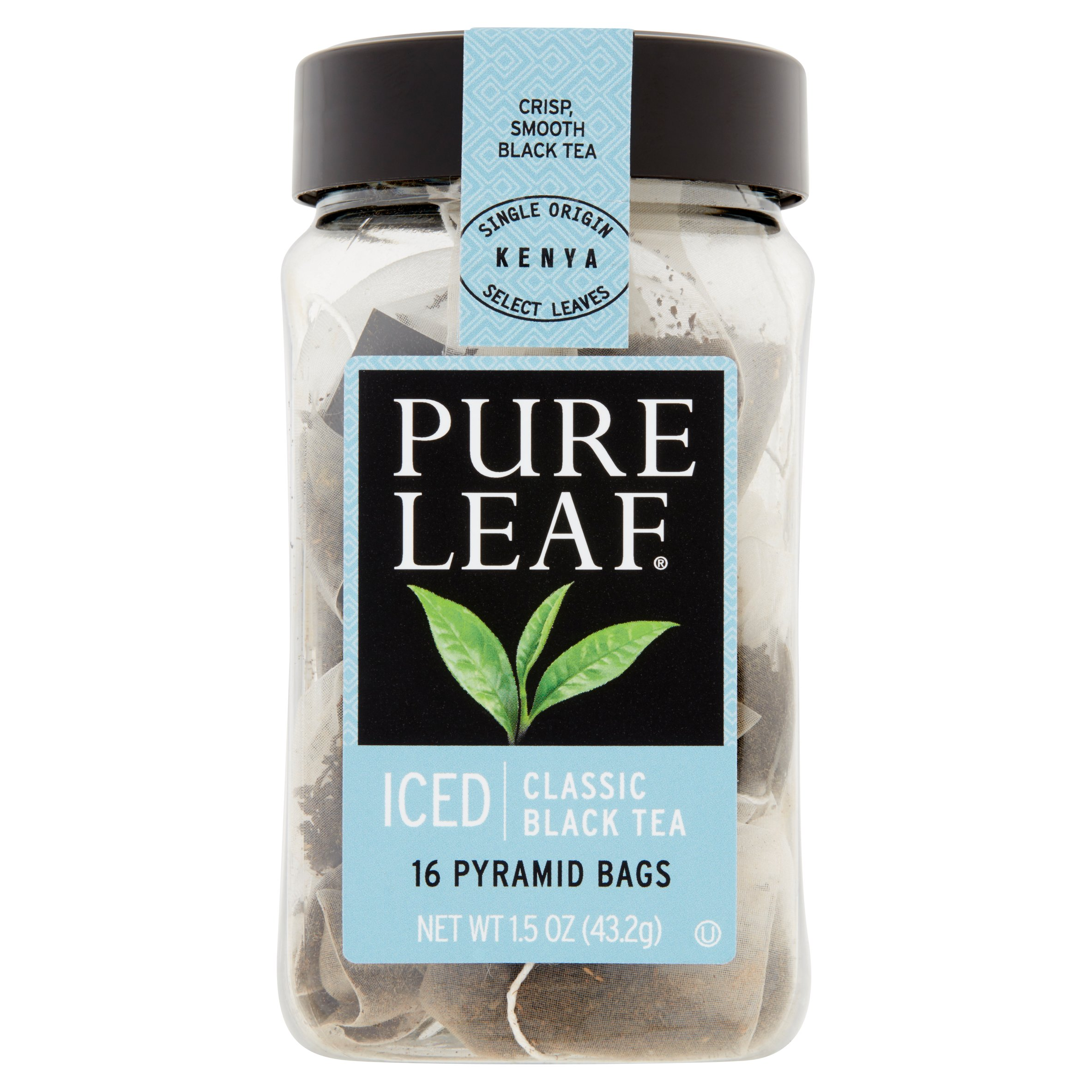 Pure Leaf Classic Black Tea Tea Bags 16 ct