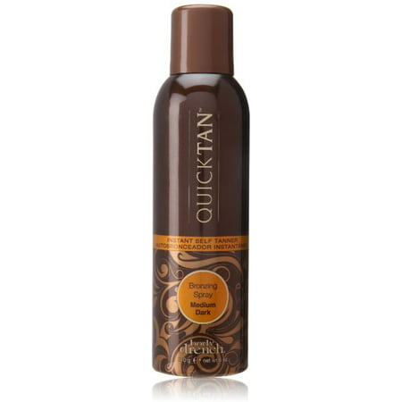 Body Drench Quick Tan Instant Self Tanner Bronzing Spray, Medium/Dark 6