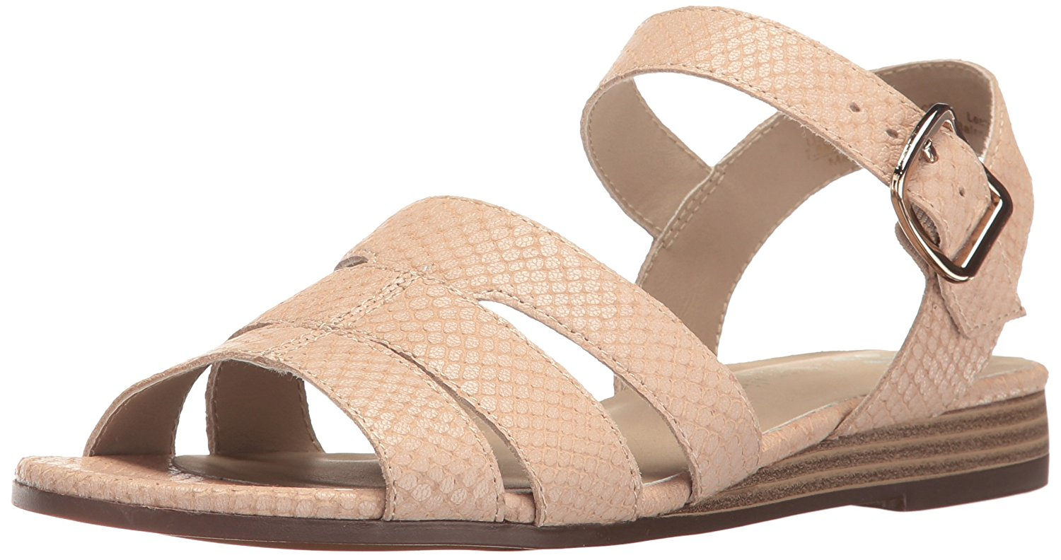 Naturalizer Womens Kaye Open Toe Casual Slingback Sandals by Naturalizer