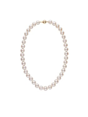 121d8f0939 Product Image 17.5-inch 10.5-11.5 mm AA+ White Freshwater Pearl Necklace
