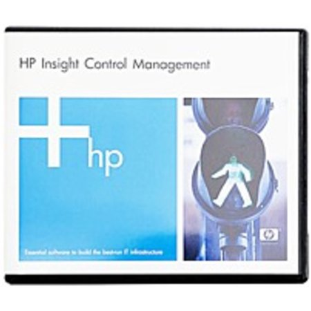 Hp Insight Control Suite Plus 1 Year 24X7 Support For Microsoft System Center   License   1 Server   Electronic   Pc