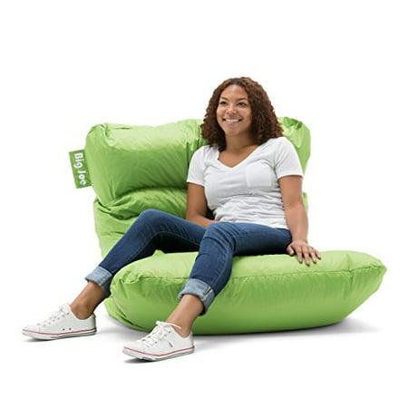 Terrific Big Joe Roma Bean Bag Chair Spicy Lime Walmart Canada Caraccident5 Cool Chair Designs And Ideas Caraccident5Info