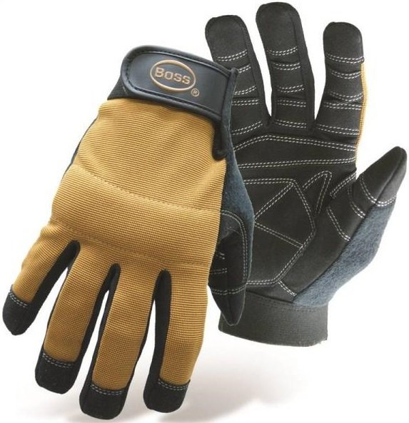GLOVE MECHANIC X-TOUGH MEDIUM