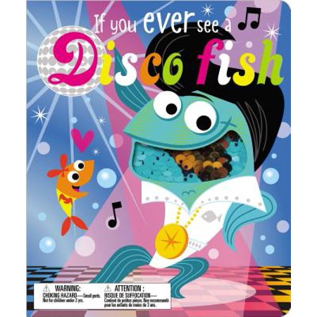 Board Book Disco Fish (Board Book) - Board Ideas