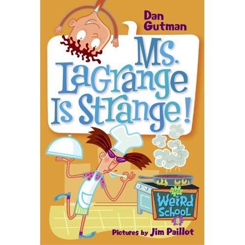 Ms. Lagrange Is Strange!