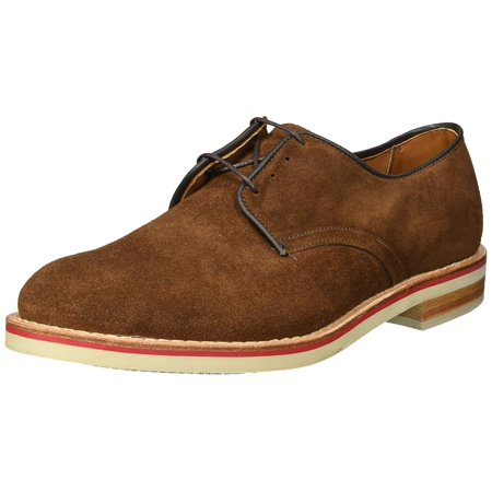 - Allen Edmonds Men's Nomad Buck Oxford, Snuff Suede, Size 13.0