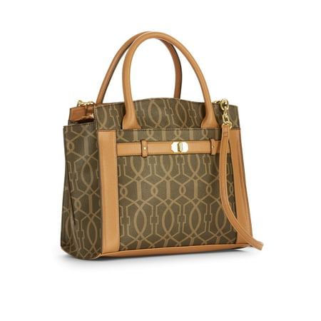 Time and Tru Deanah Satchel