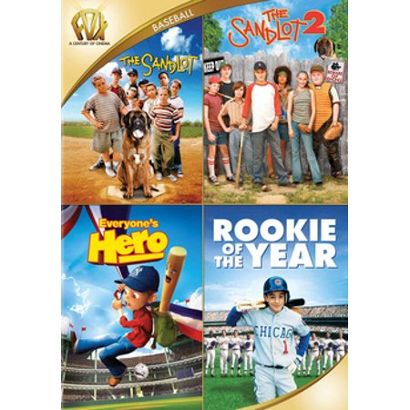 The Sandlot 1 & 2 / Everyones Hero / Rookie Of The Year (DVD)](Halloweens The One Time Of Year)