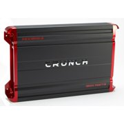 Crunch PZX1800.4 POWERZONE 4-Channel Class AB Amp, 1,800 Watts