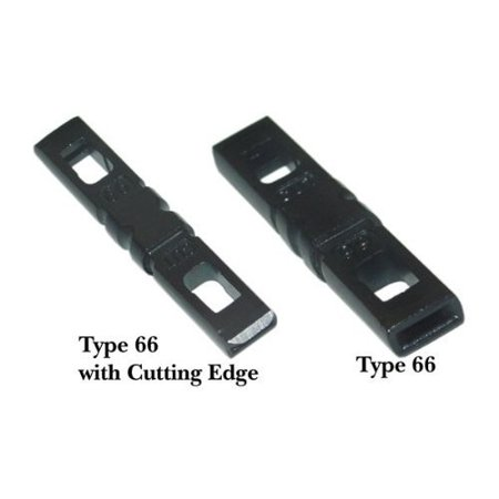 Punch Block - Punch Down Blade, 66 Type Blocks