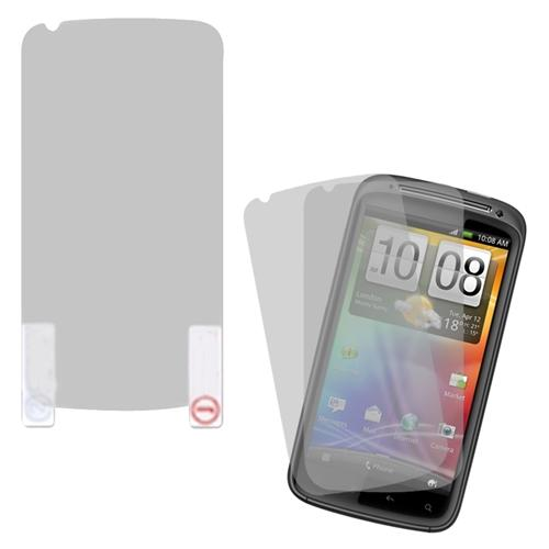 Insten Screen Protector Twin Pack For HTC Sensation 4G