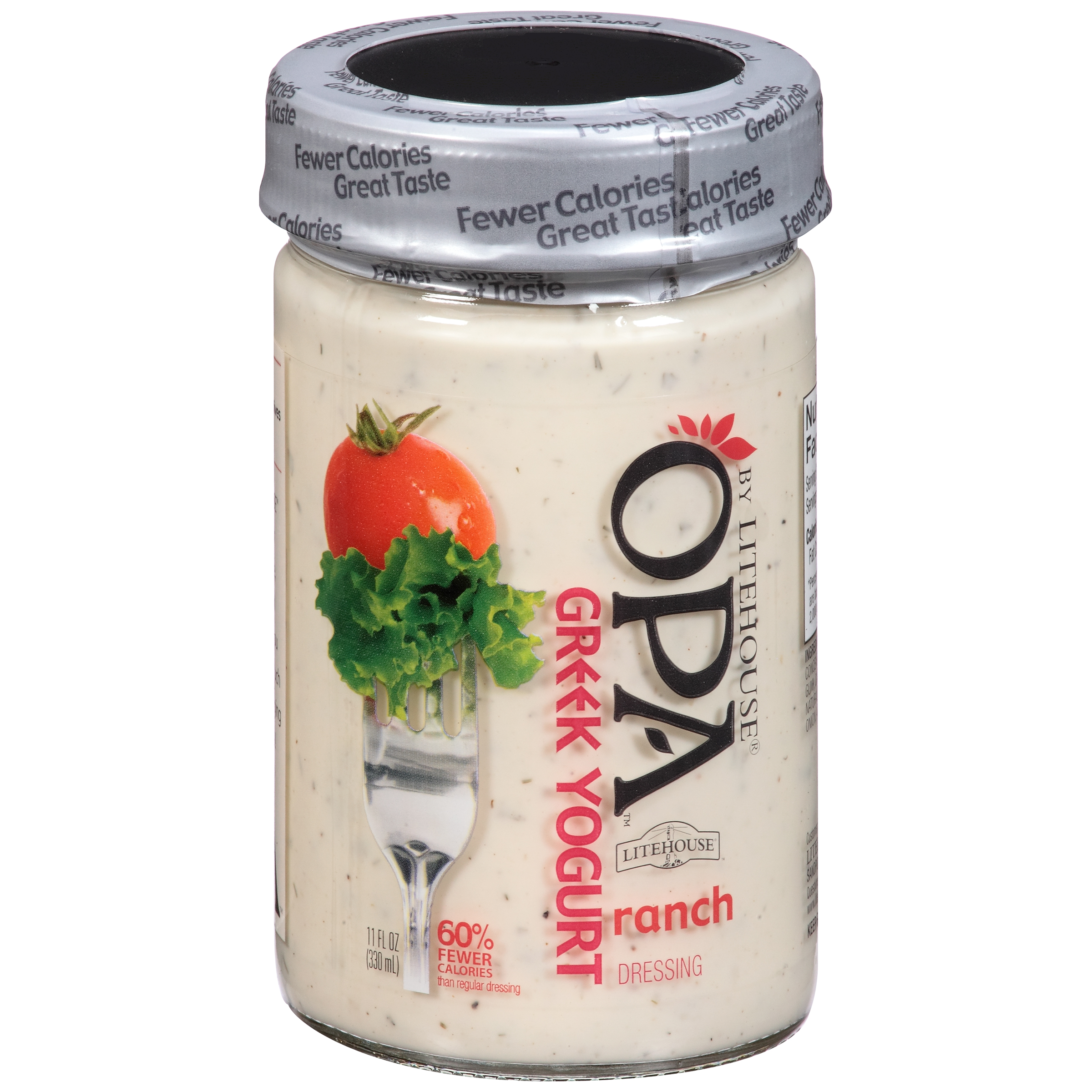 OPA by Litehouse Greek Yogurt Ranch Dressing, 11 fl oz