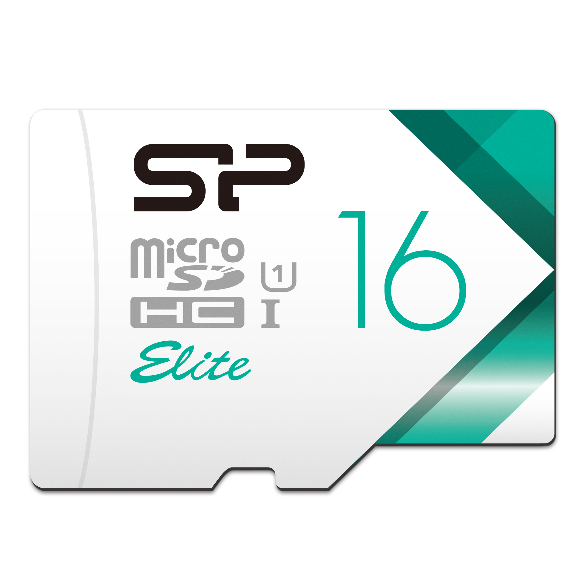 Silicon Power 16GB MicroSDHC UHS-1 Memory Card Limited Edition - with Adapter (SP016GBSTHBU1V20BS)