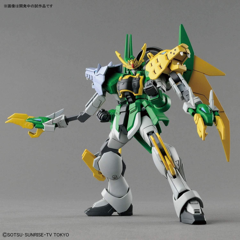 High Grade Build Divers Gundam Jiyan Altron Model Kit