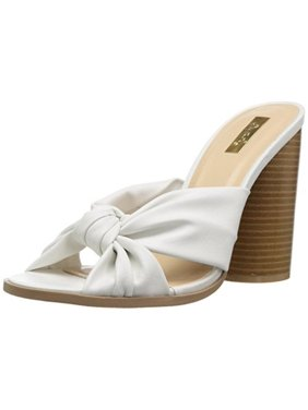 47805391976e Product Image Qupid Womens Bondi-36Xx Open Toe Special Occasion Slide  Sandals
