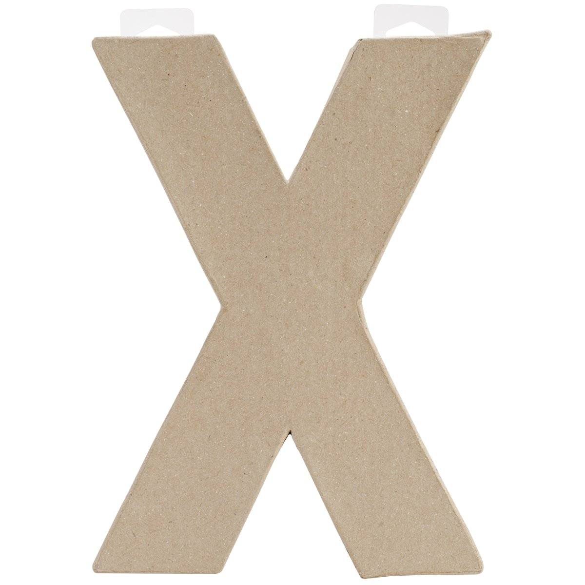 2862-I Darice Paper Mache Letter 8 X5-1//2-Letter I
