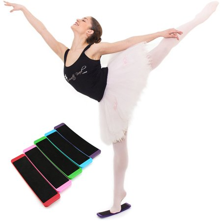 Ballast Board - 1pcs Yoga Ballet Turn Spin Board Pad Dance Exercise Tool Improve Balance  Red