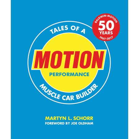 Motion Performance  Tales Of A Muscle Car Builder