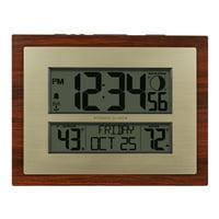 Deals on Better Homes & Gardens W86111 Atomic Digital Clock