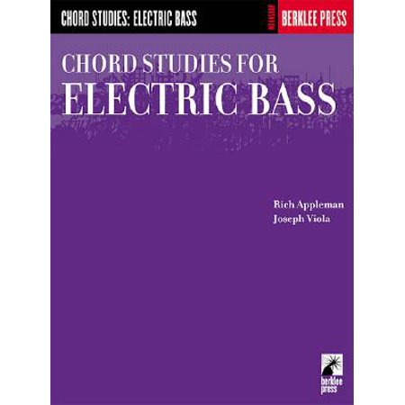 Chord Studies for Electric Bass : Guitar Technique