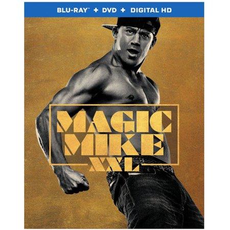 Magic Mike Xxl  Blu Ray   Dvd