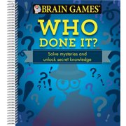 Brain Games Who Done It (Other)