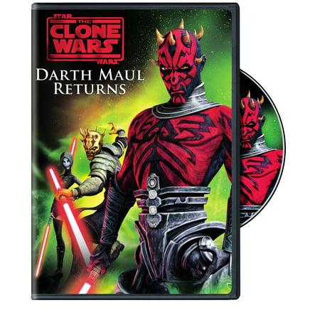 Star Wars: The Clone Wars: Darth Maul Returns (DVD)