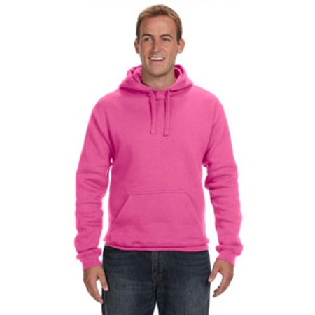Aqua Pullover (J America Adult Premium Fleece Pullover Hood )