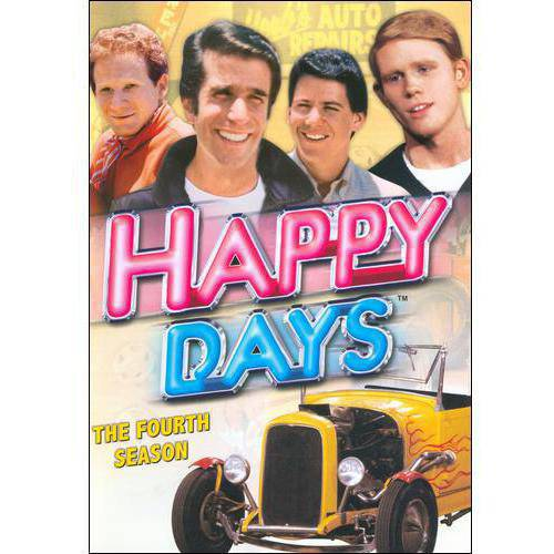 Happy Days: The Fourth Season (Full Frame)