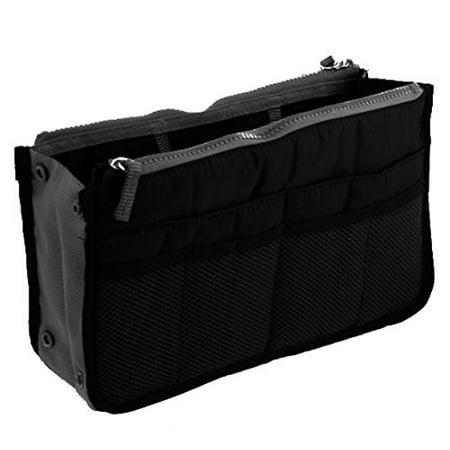 Fashion Bag-In-Bag Multi-functional Organizer Travel Handbag
