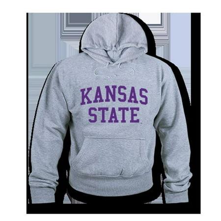 Game Day Hoodie Kansas State, Heather Grey - Large - image 1 de 1