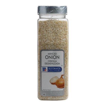Mccormick Culinary Minced Onion  17 Oz