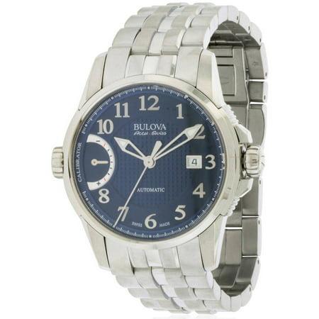 Bulova AccuSwiss Calibrator Automatic Men's Watch, 63B175