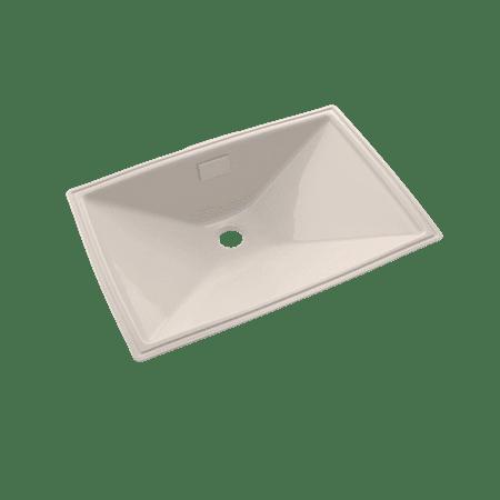 TOTO® Lloyd® Rectangular Undermount Bathroom Sink, Sedona Beige - LT931#12