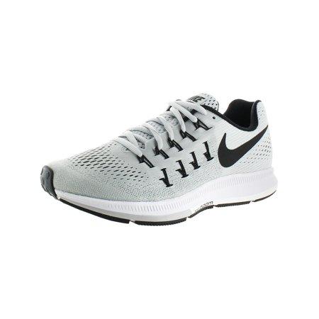 deeed5e843ac4 Nike Mens Air Zoom Pegasus 33 TB Mesh Running Shoes Gray 6 Medium (D ...