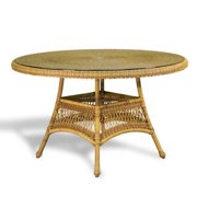 Tortuga Sea Pines Round Patio Dining Table
