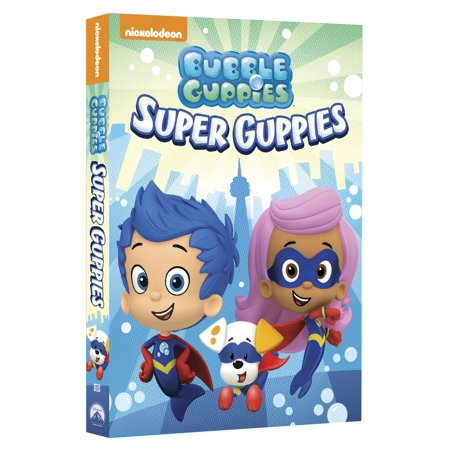 Bubble Guppies: Super Guppies - The Bubble Guppies Halloween