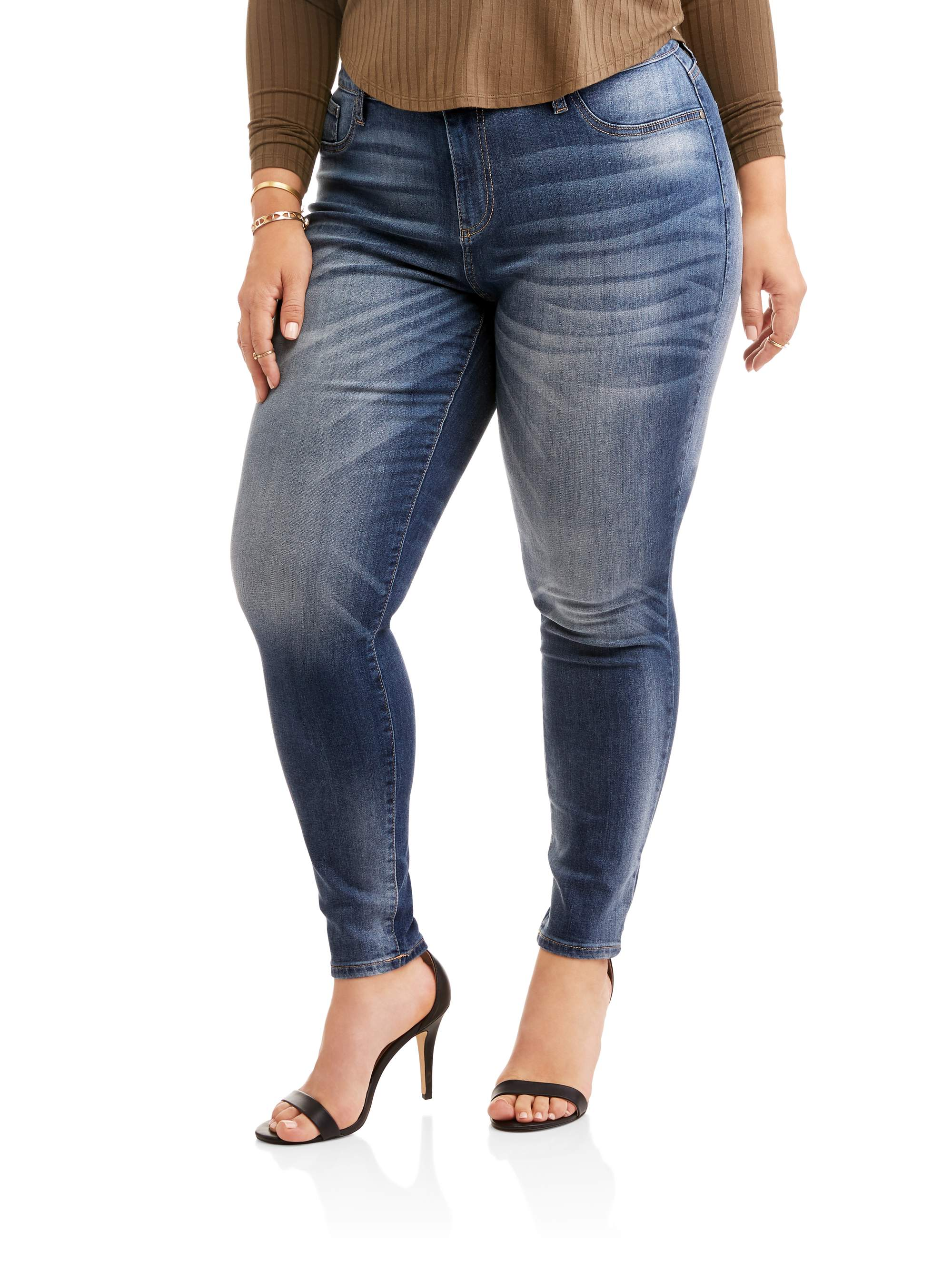 Faded Glory Women's Plus Jegging by EPIC GARMENTS MANUFACTURING CO.LTD.
