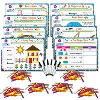 EAI Education Hands-On Math Centers: Exploragons - Grade K