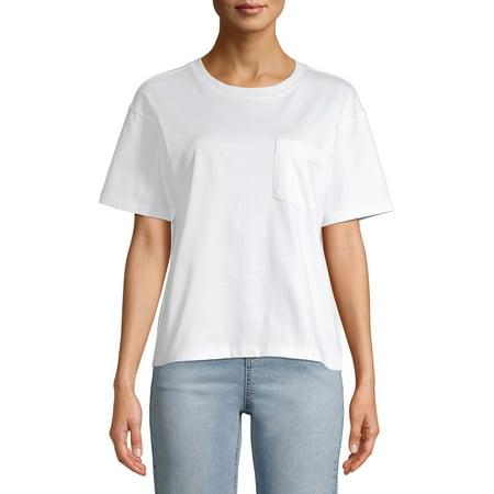 Women's Boyfriend T-Shirt Drunk Womens Light T-shirt