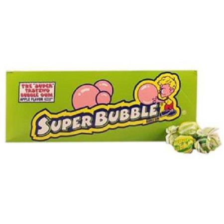 Super Bubble Gum (Product Of Super Bubble, Bubble Gum Apple, Count 300 - Gum / Grab Varieties &)