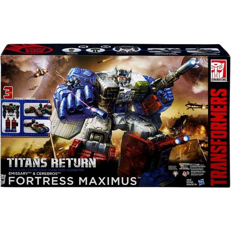 Transformers Titans Return Fortress Maximus Action Figure (Team Fortress 2 Halloween Trailer)