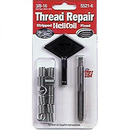 Helicoil 5521-6 3/8-16 Inch Coarse Thread Repair