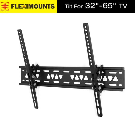Fleximounts T023 Low Profile Tilt LED TV Mount for 32″-65″LED TV Flat Panel Screen with VESA 600×400