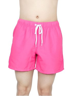 097992404db Product Image Chetstyle Authorized Men Summer Surfing Beach Shorts Swim  Trunks Fuchsia W 30
