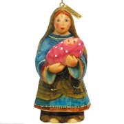 "Mary Ornament 3"""