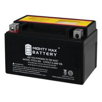 """""""YTX7A-BS 12V 6AH 105 CCA Sealed AGM Battery for Motorcycle"""""""