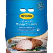 Butterball Ready to Roast Boneless Turkey Breast 48 oz. Bag