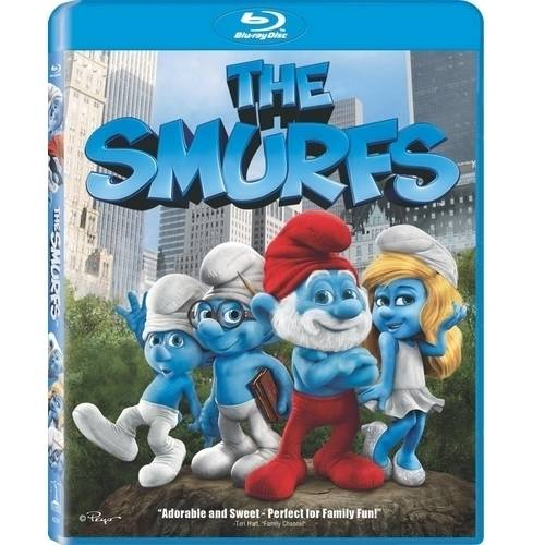 The Smurfs (Blu-ray) (Anamorphic Widescreen)